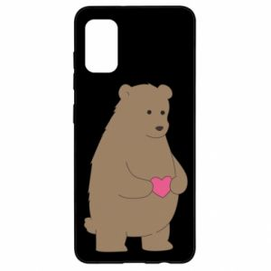 Samsung A41 Case Bear