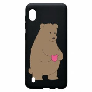 Samsung A10 Case Bear