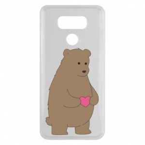 LG G6 Case Bear