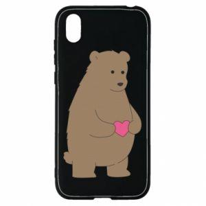 Huawei Y5 2019 Case Bear