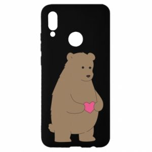 Huawei P Smart 2019 Case Bear