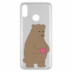 Huawei Y9 2019 Case Bear
