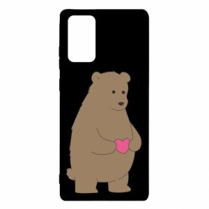 Samsung Note 20 Case Bear
