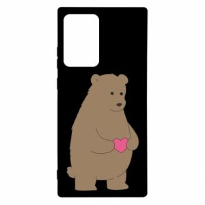 Samsung Note 20 Ultra Case Bear