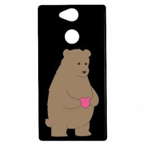Sony Xperia XA2 Case Bear