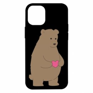 iPhone 12 Mini Case Bear