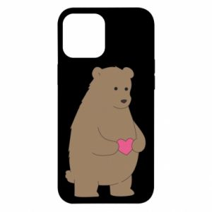 iPhone 12 Pro Max Case Bear