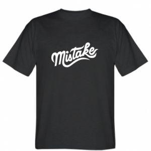 Koszulka Mistake