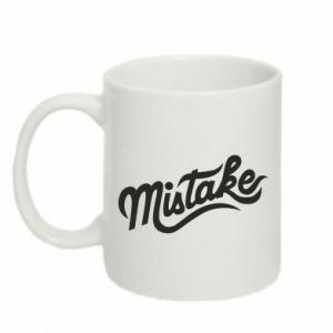Kubek 330ml Mistake