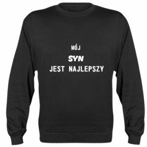 Sweatshirt My son is the best