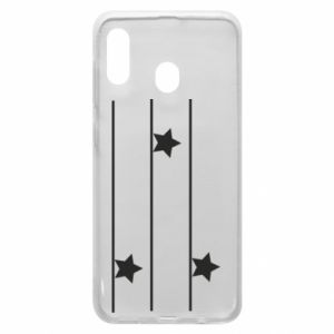 Phone case for Samsung A20 My star