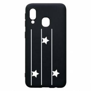 Phone case for Samsung A40 My star