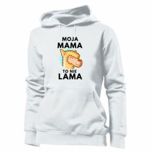 Bluza damska Moja mama to nie lama