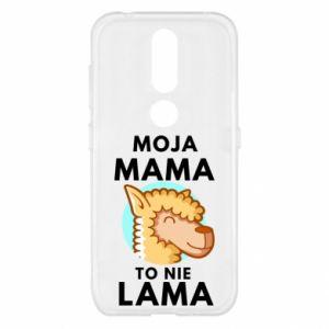 Etui na Nokia 4.2 Moja mama to nie lama