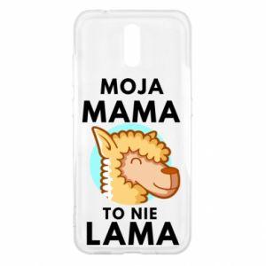 Etui na Nokia 2.3 Moja mama to nie lama