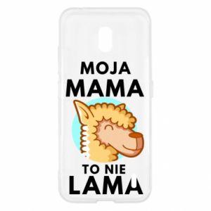Etui na Nokia 2.2 Moja mama to nie lama
