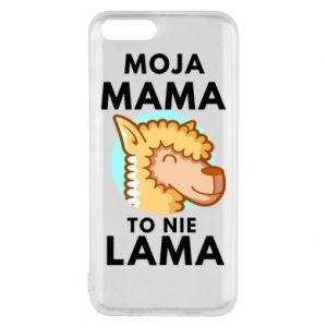 Etui na Xiaomi Mi6 Moja mama to nie lama