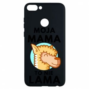 Huawei P Smart Case My mother is not a Lama