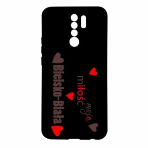Xiaomi Redmi 9 Case My love is Bielsko-Biala