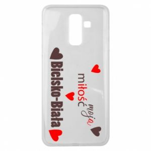 Samsung J8 2018 Case My love is Bielsko-Biala