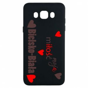Samsung J7 2016 Case My love is Bielsko-Biala