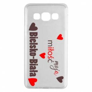 Samsung A3 2015 Case My love is Bielsko-Biala