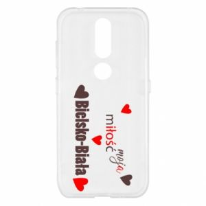 Nokia 4.2 Case My love is Bielsko-Biala