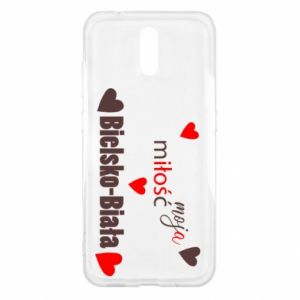 Nokia 2.3 Case My love is Bielsko-Biala