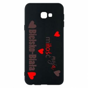 Samsung J4 Plus 2018 Case My love is Bielsko-Biala