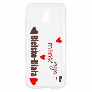 Nokia 2.2 Case My love is Bielsko-Biala