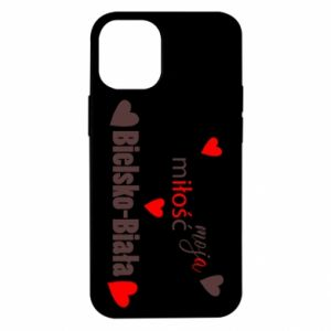 iPhone 12 Mini Case My love is Bielsko-Biala