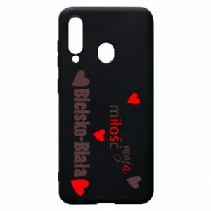 Samsung A60 Case My love is Bielsko-Biala