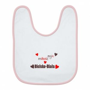 Bib My love is Bielsko-Biala