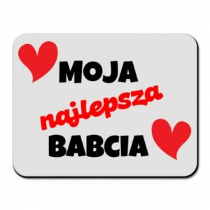 Mouse pad My best grandmother