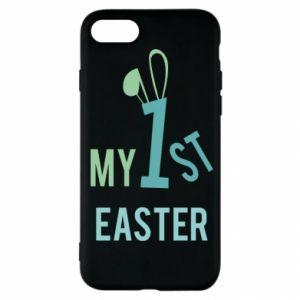 Etui na iPhone SE 2020 Moja pierwsza Wielkanoc dla syna