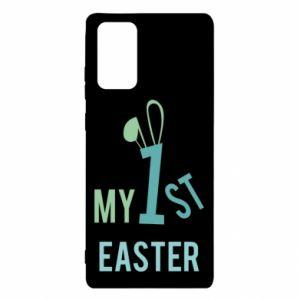 Etui na Samsung Note 20 Moja pierwsza Wielkanoc dla syna