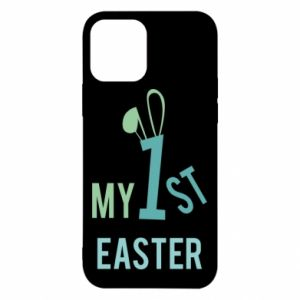 Etui na iPhone 12/12 Pro Moja pierwsza Wielkanoc dla syna