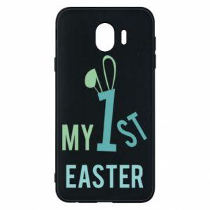 Etui na Samsung J4 Moja pierwsza Wielkanoc dla syna