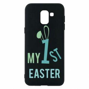 Etui na Samsung J6 Moja pierwsza Wielkanoc dla syna