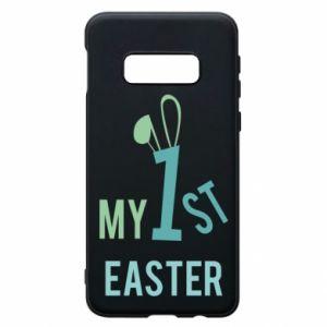 Etui na Samsung S10e Moja pierwsza Wielkanoc dla syna