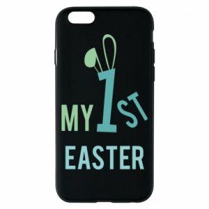 Etui na iPhone 6/6S Moja pierwsza Wielkanoc dla syna