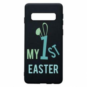 Etui na Samsung S10 Moja pierwsza Wielkanoc dla syna