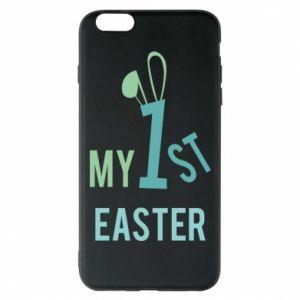 Etui na iPhone 6 Plus/6S Plus Moja pierwsza Wielkanoc dla syna