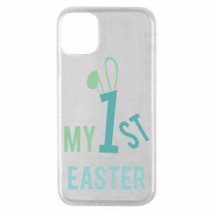 Etui na iPhone 11 Pro Moja pierwsza Wielkanoc dla syna