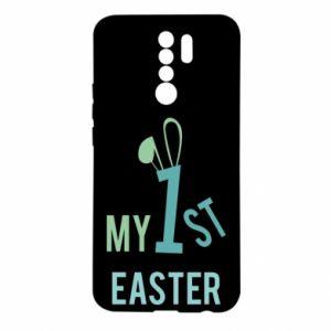 Etui na Xiaomi Redmi 9 Moja pierwsza Wielkanoc dla syna