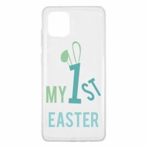 Etui na Samsung Note 10 Lite Moja pierwsza Wielkanoc dla syna