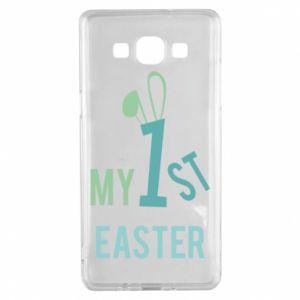 Etui na Samsung A5 2015 Moja pierwsza Wielkanoc dla syna