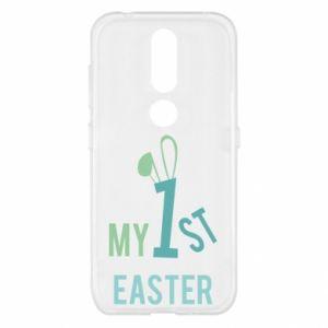 Etui na Nokia 4.2 Moja pierwsza Wielkanoc dla syna
