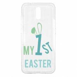 Etui na Nokia 2.3 Moja pierwsza Wielkanoc dla syna