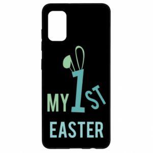 Etui na Samsung A41 Moja pierwsza Wielkanoc dla syna